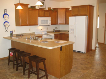 Cherry Lane Condo Kitchen